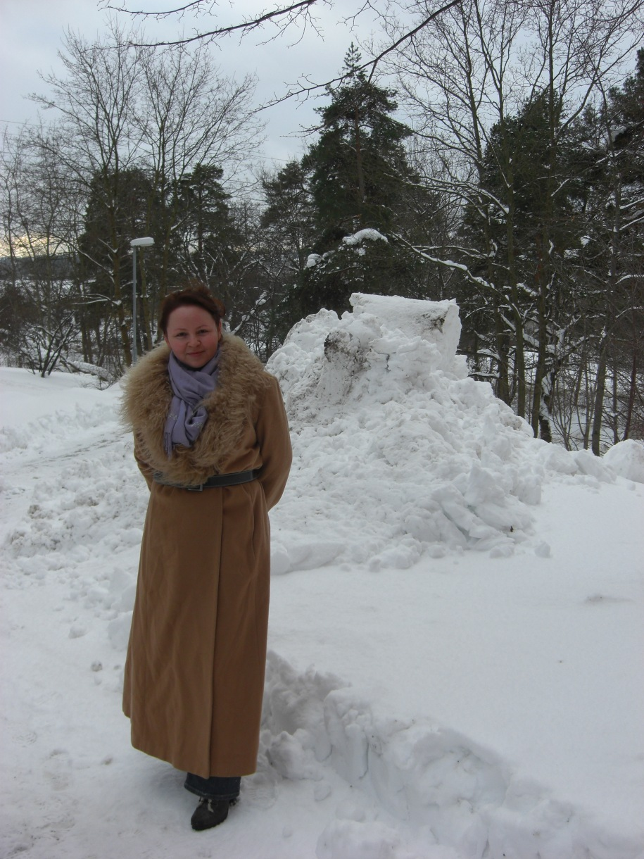 Me, Snow