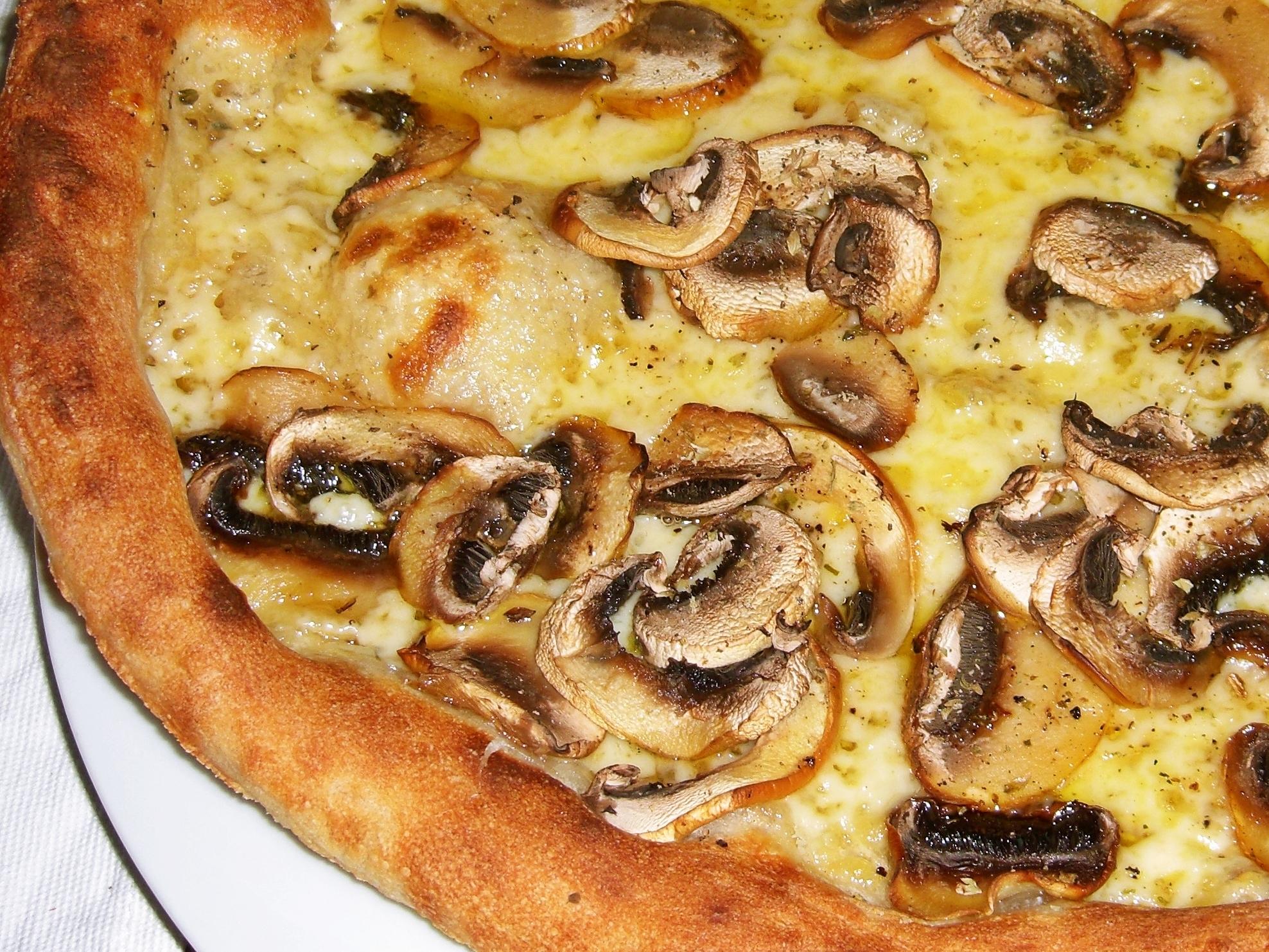 Пицца с грибами пошаговый рецепт с фото - Вкуссовет. ру 37