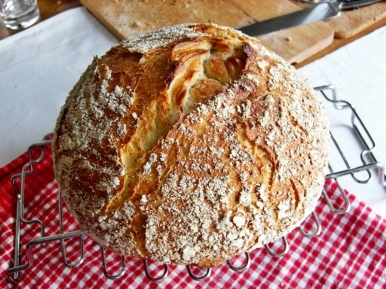 Stockholm Sourdough Bread
