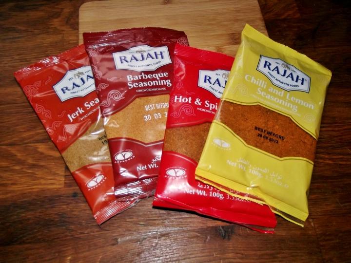Rajah Seasonings