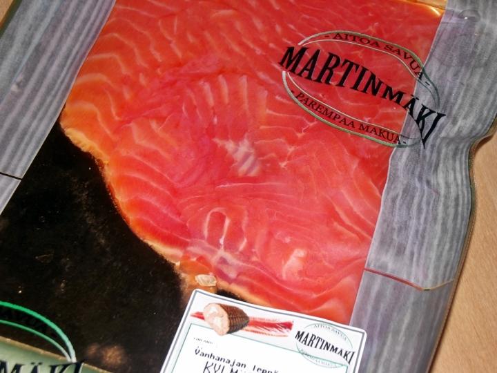 Martinmäki Smoked Salmon