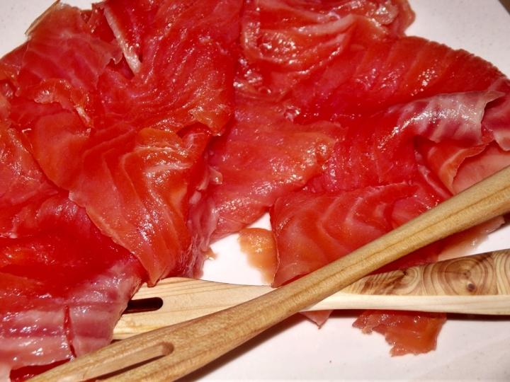 Smoked Salmon 4009