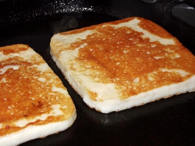 Cheese Saganaki